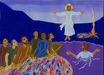 Fiche 32 : L'apparition de Jésus au bord du lac de Tibériade (Jn 21)