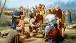 Fiche n°11 : Jésus « Pain de Vie » par sa Parole et par sa chair offerte (Jn 6). (1)