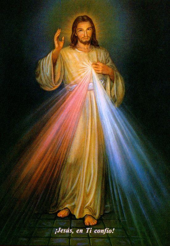 Jésus Sr Faustine