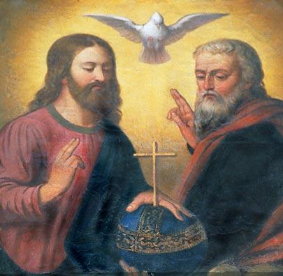 Père-Fils-Saint-Esprit-Trinité