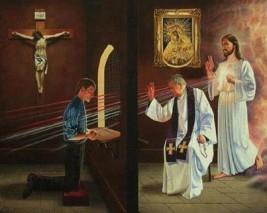 LE SACREMENT DE LA RECONCILIATION.