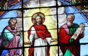 Jésus Transfiguré - Moïse Elie