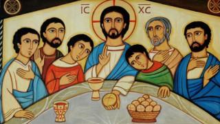 Jeudi Saint – Messe du soir par P. Claude TASSIN (Spiritain)