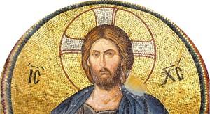 Mosaïque Jésus