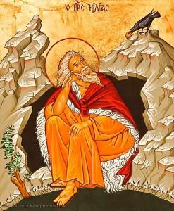 Saint Elie le prophete