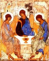 Le Père, le Fils et le Saint Esprit : Trois Personnes, un seul Dieu.