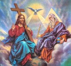 La Sainte Trinité par P. Claude TASSIN (Spiritain)