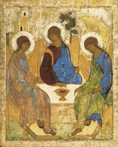 Retraite préparatoire à la fête de la Sainte Trinité (1) : «Le Père et le Fils, en face à face, unis l'un à l'autre dans la communion d'un même Esprit.»