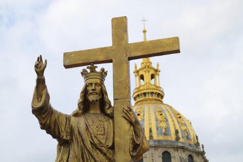34° dimanche ordinaire – Christ Roi de l'Univers  par Francis Cousin