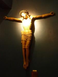 Christ Crucifié, Lumière
