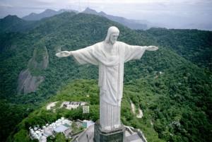 Christ Rédempteur-Rio-de-Janeiro