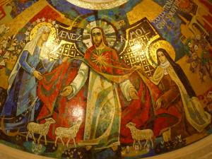 Christ Ressuscité, Basilique de Lisieux