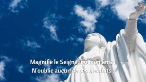 Magnifier le Seigneur