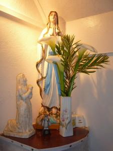 Marie Chapelle de Bélouve Réunion