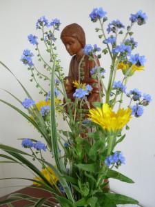 Marie fleurs Réunion