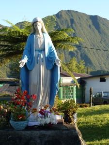 Marie Grand Ilet la Réunion