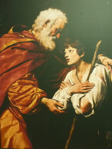 Lionello Spada (1576-1622), le retour de l'enfant prodigue