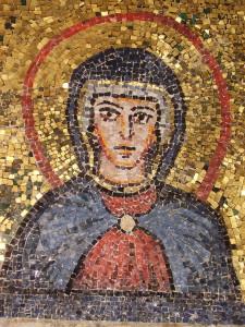 Marie Eglise de Ste Praxède Rome
