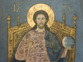 Christ Roi de l'Univers – par le Diacre Jacques FOURNIER