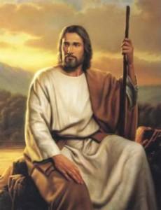 Jésus berger