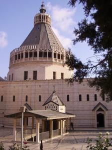 Nazareth - Basilique de l'Annonciation 3