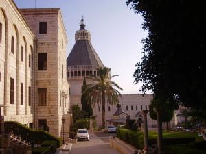 Nazareth - Basilique de l'Annonciation 4