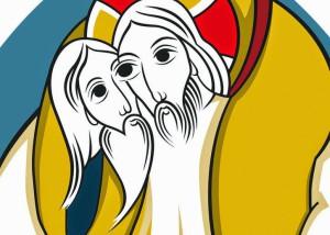 Logo année de la Miséricorde - détail
