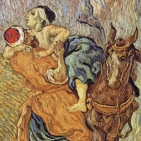 Le bon Samaritain, Van Gogh