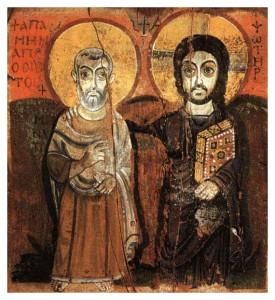 Icône Christ Taizé