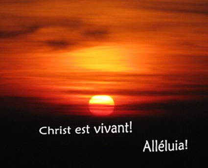 Dimanche 16 juillet 2017/Quinzième dimanche du temps ordinaire - Page 22 Christ-est-vivant