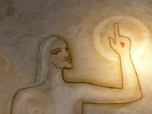 Christ ressuscité - Jean Cocteau