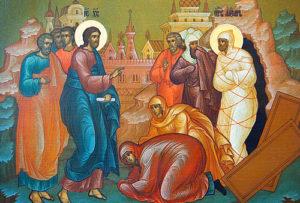 résurrection de lazarre