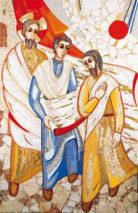 Les deux disciples d'Emmaüs (Lc 24,12-35)