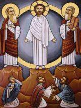 La Transfiguration – par le Diacre Jacques FOURNIER