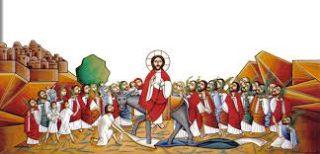 Rencontre autour de l'Évangile – Dimanche des Rameaux et la Passion