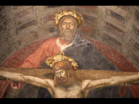 La Sainte Trinité – par le Diacre Jacques FOURNIER