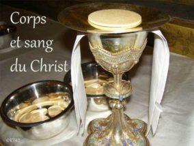 Le Saint Sacrement  par Francis COUSIN