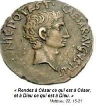 29ième Dimanche du Temps Ordinaire par Francis Cousin