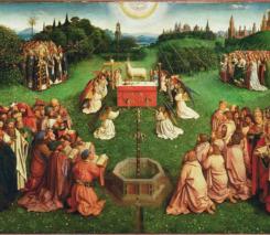 28ième Dimanche du Temps Ordinaire par Francis Cousin