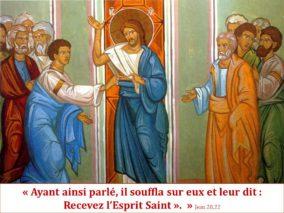 2ième Dimanche de Pâques – par le Diacre Jacques FOURNIER (Jean 20, 19-31)