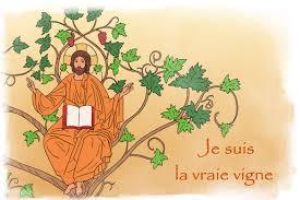 5ième Dimanche de Pâques – par le Diacre Jacques FOURNIER (Jn 15, 1-8)