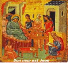 Nativité de Jean Baptiste – par Francis COUSIN