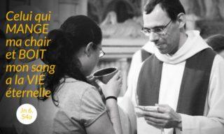 Rencontre autour de l'Évangile – 20ième Dimanche du Temps Ordinaire