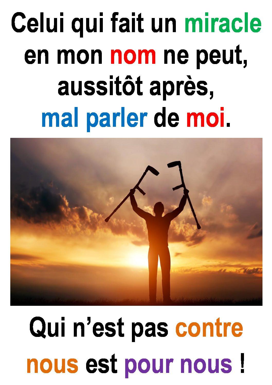 26ième Dimanche du Temps Ordinaire – par Francis COUSIN (Marc 9, 38-43.45.48)