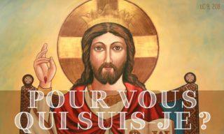 Rencontre autour de l'Évangile – 24ième Dimanche du Temps Ordinaire