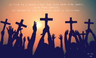 Rencontre autour de l'Évangile – 29ième Dimanche du Temps Ordinaire