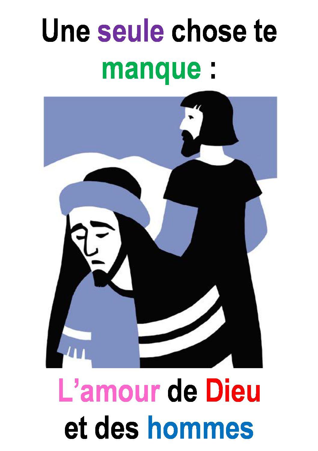 28ième Dimanche du Temps Ordinaire – par Francis COUSIN (Marc 10, 17-30)