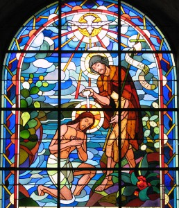 Baptême de Jésus (2)