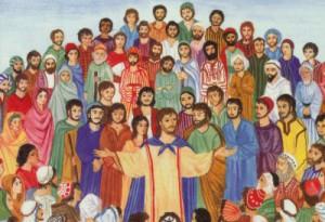 Jésus Eglise
