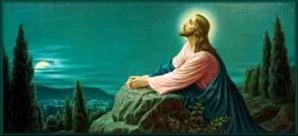 Un regard sur le Mystère de Jésus d'après l'Evangile selon St Jean.